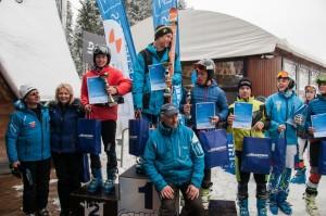 podium junior b