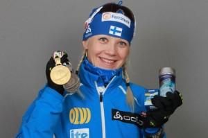 Kaisa Makarainen biathlon